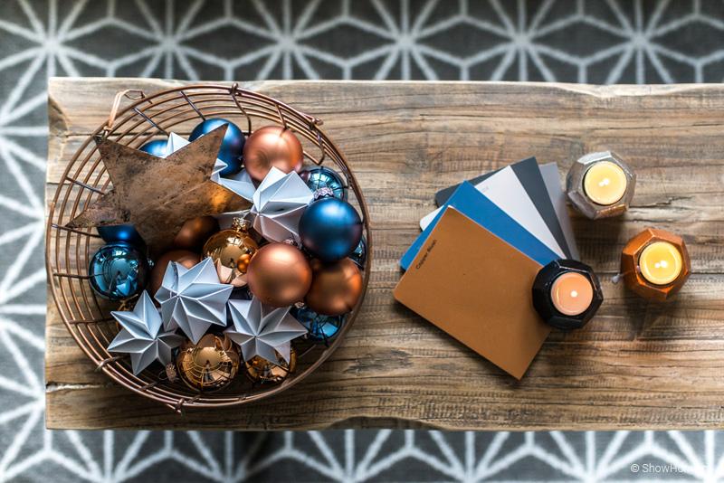 Maison Belle-styling-kerst-koperblauw