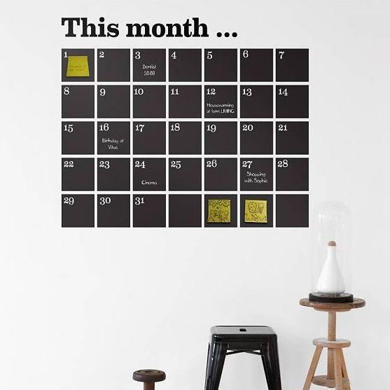 maison-belle-ferm-living-muursticker-this-month-zwart-krijtbord
