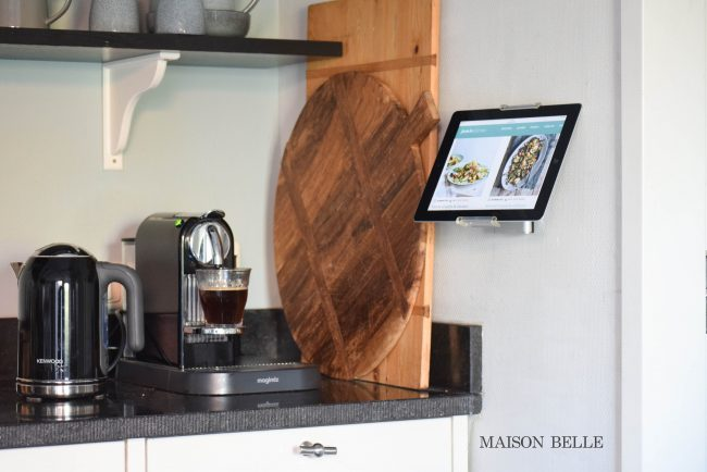 maisonbelle-keuken-nespresso